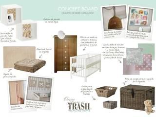 Concept Board:   por Once Upon a Trash