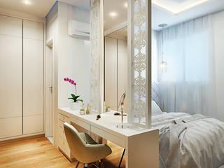 Classic style bathroom by Eliegi Ambrosi Arquitetura e Design de Interiores Classic
