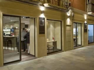 Restaurante El Deseo:  de estilo  de Ilumiancion led en Malaga | Proyectos