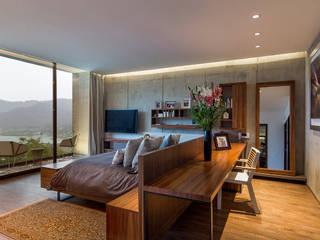 Dormitorios de estilo moderno de BURO ARQUITECTURA Moderno