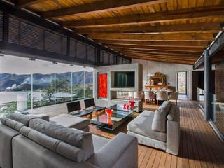BURO ARQUITECTURA Living room