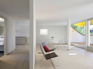 Modern Living Room by Forsberg Architekten AG Modern