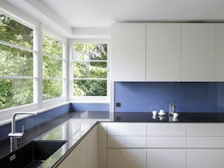 Modern Kitchen by Forsberg Architekten AG Modern