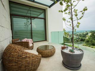 Terrace by Dovela Interiorismo