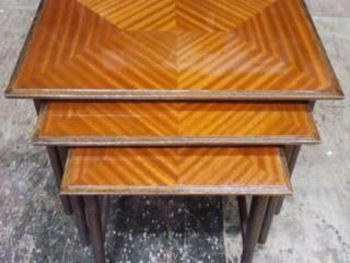 木象嵌作品使用例: 二輪草家具が手掛けた折衷的なです。,オリジナル