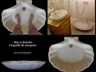 Arlequin 衛浴浴缸與淋浴設備 石器 Beige