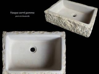 Arlequin 衛浴洗手台 石器 Beige