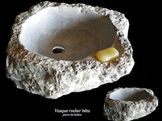 Arlequin 衛浴洗手台 石器 Grey