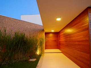 Houses by Cabral Arquitetura Ltda., Modern