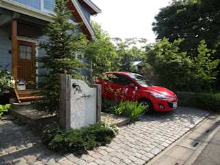 作品: 株式会社 安行庭苑が手掛けた庭です。,オリジナル