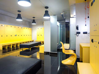 Perfect Home Bar & Klub Gaya Industrial