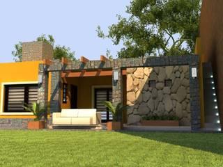 Modern home by CubiK Modern
