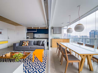 Salon moderne par Casa100 Arquitetura Moderne