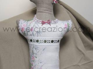 Bambole d'arredo da collezione di ERcreazioni - Eleonora Rossetti Creazioni Classico