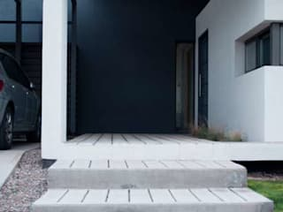 Bonomo&Crespo Arquitectura Rumah Modern