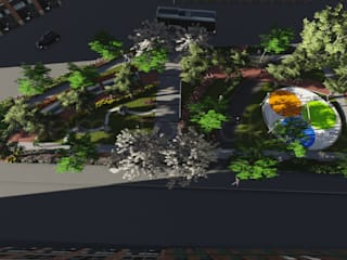 Kerem Toprakkaya – Park Project:  tarz Bahçe