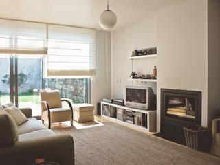 Salon moderne par Telmo Ferreira Photography Moderne