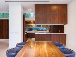Casa Forte Comedores modernos de Aulet & Yaregui Arquitectos Moderno