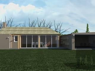 Rumah Modern Oleh Bessone Arquitectos Modern