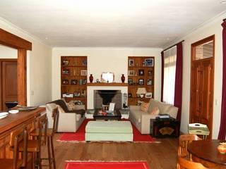Casa Dodero Livings modernos: Ideas, imágenes y decoración de Aulet & Yaregui Arquitectos Moderno