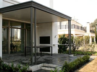 Casa Byrnes Casas modernas: Ideas, imágenes y decoración de Aulet & Yaregui Arquitectos Moderno