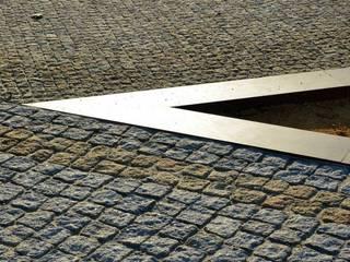 Memorial aos Combatentes da Guerra do Ultramar: Jardins modernos por OAC Arquitectos