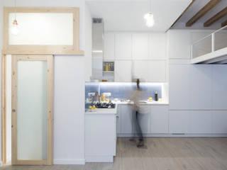 Concina y Almacenaje: Cocinas de estilo  de MMMU Arquitectura i Disseny