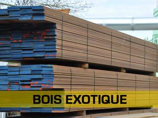 Raboterie LA MOULURE BORDELAISE Murs & SolsRevêtements de mur et de sol Bois massif