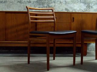 Bramin Teak Sideboard & Erling Torvits | Disponíveis_Available: Salas de estar  por Retro Wood