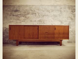 Bramin Teak Sideboard & Erling Torvits | Disponíveis_Available:   por Retro Wood