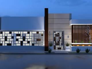 房子 by RJ Arquitectos