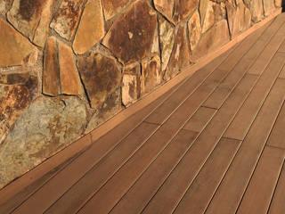 Modern walls & floors by Quercus Jardiners Modern