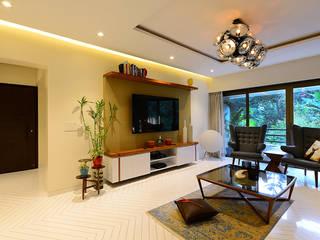 BANDRA HOUSE by Rohit Bhoite Design
