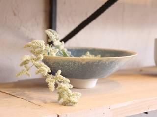 茶碗 BOWL: TOMOHARU NAKAGAWA 中川 智治が手掛けたです。