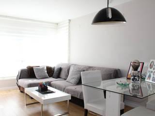 Salas de estar modernas por MOBIMAR INTERIORISMO Moderno