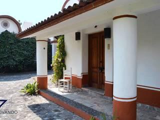De Ovando Arquitectos Kolonialne domy