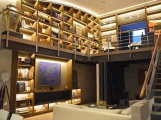 Modern living room by De Ovando Arquitectos Modern