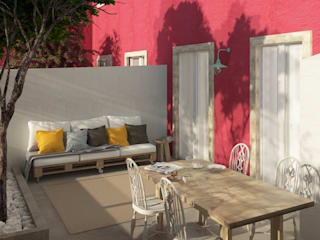 Patios & Decks by Lagom studio,