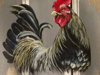 Odile Laresche Artiste Peintre Animalier의 에클레틱 , 에클레틱 (Eclectic)