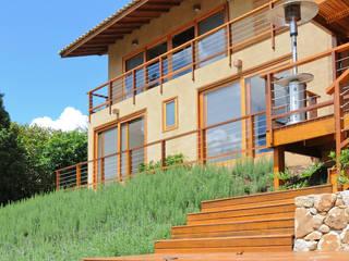 Modern Evler Martins Valente Arquitetura e Interiores Modern