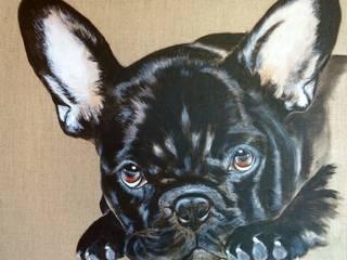 انتقائي  تنفيذ Odile Laresche Artiste Peintre Animalier , إنتقائي