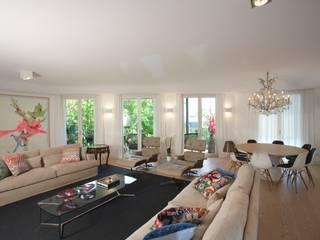 Modern Oturma Odası Architect Your Home Modern