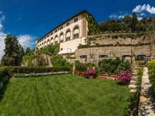 Belmond Villa San Michele (Florence, Italy): Hotel in stile  di Frontera Giardini
