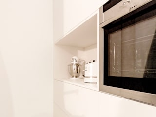 Kitchen by Galleria del Vento, Modern