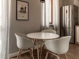 Kitchen by Galleria del Vento, Scandinavian