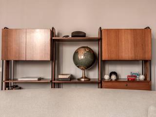 Scandinavian style living room by Galleria del Vento Scandinavian
