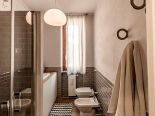 Bathroom by Galleria del Vento, Scandinavian