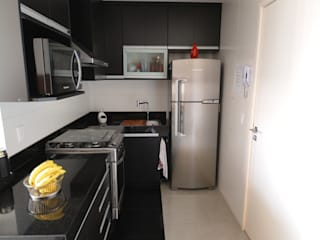 Arquitetura 1 Kitchen White