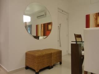 Apartamento Nunes Salas de jantar modernas por L N arquitetos Moderno