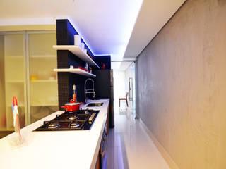Clinica ZN Cozinhas minimalistas por Arquitetura 1 Minimalista